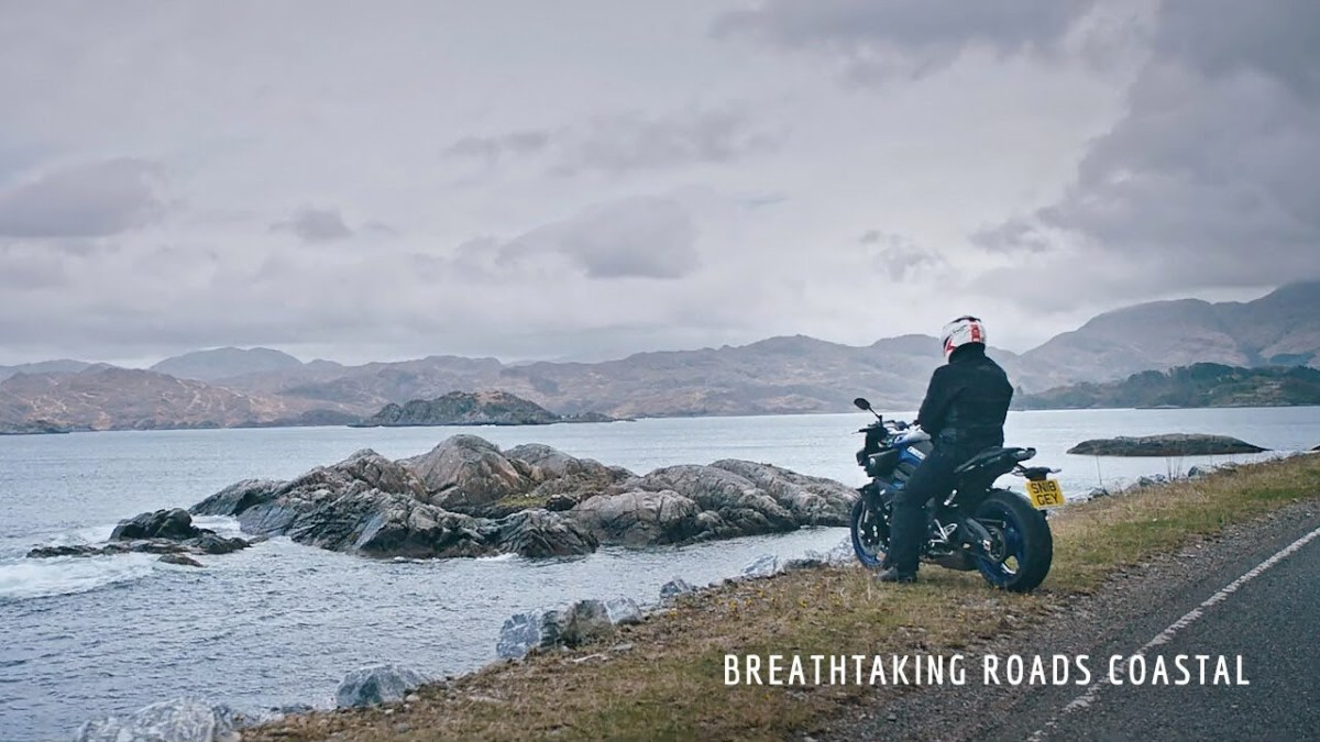 Scottish moto-safety campaign is surprisingly non-preachy